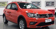 Volkswagen começa a vender Gol e Up Track e CrossFox Urban White