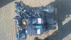 Yanmar - 3JH3E 39hp Marine Diesel Engine Package