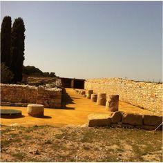 Ruïnes d'Empúries #CostaBrava #Spain