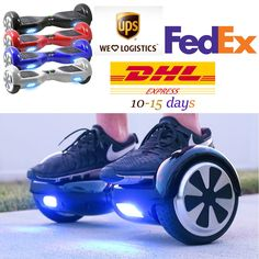 iStage® Electric Self Balancing Scooter Hover Board Unicycle Black #iSTAGE