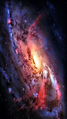 Spiral . #space, #planets, #stars, #galaxies