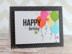 Stamps:  Happy Everything (Whimsy Stamps)