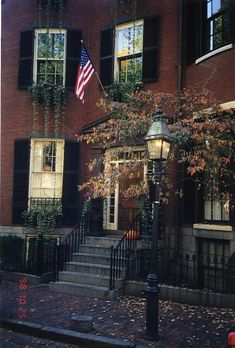 Boston's Beacon Hill - by Lesek Plaskota #americabound #newenglandbound @Sheila! Collette Farm