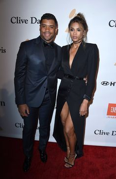 Meet the Wilsons! Ciara and Russell Wilson Get Married in England