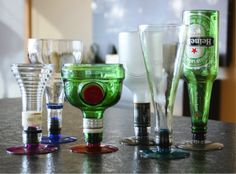 Create Unique Wedding & Home DIY Projects with the Kinkajou Bottle Cutter   The Plunge Project