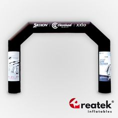 Inflatable arches and gateways from Reatek: sealed, airtight, resistant TPU bladder with quality polyester fabric Inflatable Furniture, Air Supply, Finish Line, Grand Opening, Tents, Arches, Seal, Advertising, Fabric
