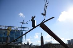 Le Het Nieuwe Instituut, l'Institut d'architecture des Pays-Bas