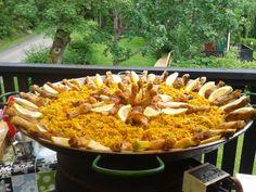 Paella #visitsouthcoastfinland #martinpiha #Finland #paella #food #ruoka #delicious
