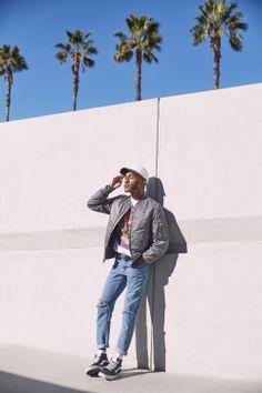 "darionfamous: ""Darion Famous Los Angeles , CA IG - @Darion_Famous """