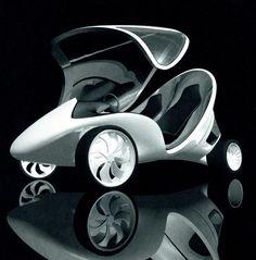 Z Car by Zaha Hadid