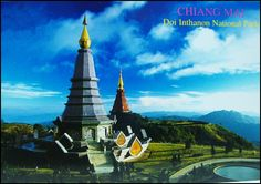 Postcard from Chiang Mai, Thailand