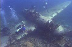 Military Wreckage (Corsair)