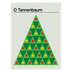 My design inspiration: O Tannenbaum on Fab.