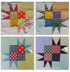 Hold the Pickle Quilt Block Tutorial