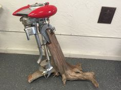 1937 Sears Waterwitch outboard Vintage Marine Office show room piece | eBay Motors, Parts & Accessories, Boat Parts | eBay!