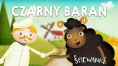 CZARNY BARANIE - Śpiewanki.tv - piosenki dla dzieci - YouTube