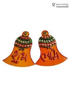 Diwali Craft, Diwali Diy, Diwali Decoration Items, Handmade Decorations, Festive Crafts, Christmas Crafts For Kids, Diwali Pooja, Door Hanging Decorations, Rakhi Design