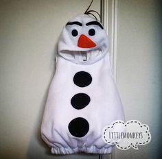 Купить Костюм Снеговика в интернет магазине на Ярмарке Мастеров
