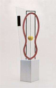Rzeźba Abstrakcyjna II Katarzyna Kobro Date: 1924 Style: Constructivism