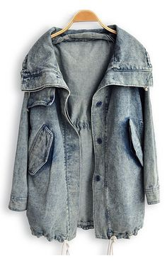 Love denim and fall