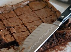 Hugs & CookiesXOXO: FOR THE FUDGY BROWNIE LOVERS