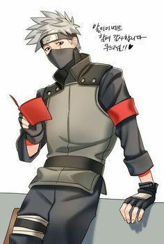 Hatake Kakashi, reading, book, text; Naruto                                                                                                                                                                                 More