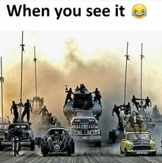 relates to Every Killer Car in Mad Max: Fury Road Explained Funny Shit, Funny Memes, Hilarious, Funny Stuff, Tf2 Memes, Really Funny, The Funny, Funny Animal Pictures, Funny Animals