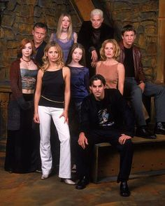 One of my favorites. A show that is about more than high school,  college.  The vampires don't sparkle!
