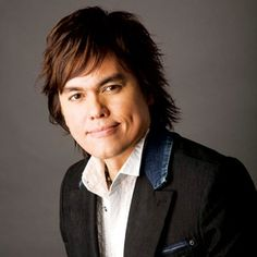 Joseph Prince--uplifting and empowered preacher of the gospel of Jesus.