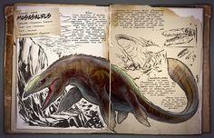 ark survival evolved dossier - Google Search