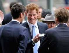 Prince Harry Photos - Zara Phillips And Mike Tindall Host Pre Wedding Party On Brittania - Zimbio