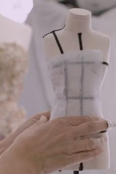 Christian Dior Couture releases Le Petit Théâtre Dior a documentary video showing the making of a dress | Marie Claire
