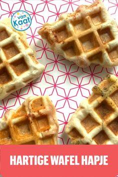 Een blog vol tips met lekkere, hartige traktatie en snacks voor op een kinderfeestje. Maar, ook voor de ouders superlekker! Meer dan alleen deze wafels! Waffles, Snacks, Breakfast, Tips, Blog, Morning Coffee, Appetizers, Waffle, Blogging
