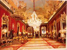 Palacio Real de Madrid, Salón del Trono.