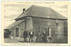 Custer Co. Nebraska-1887: