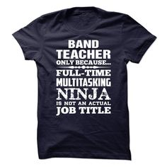 Proud Be A Band Teacher T-Shirts, Hoodies, Sweaters