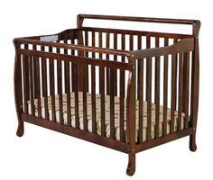 Amazon.com: Dream On Me Liberty Collection 4 in 1 Crib, Espresso: Baby