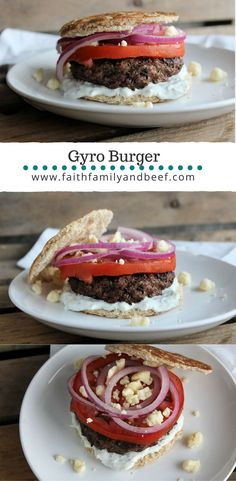 Gyro Burger - A low-