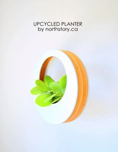 doy Upcycled Planter by northstory.ca
