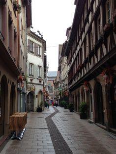 Rue ancienne