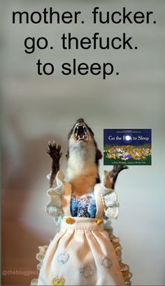 go. the. f. to. sleep. juanita.