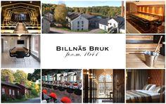 Billnäs ironworks collection card