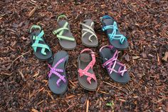 CHACOS. Every color paleaseee