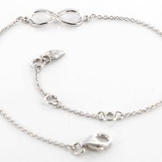 Leaf 925 Silber Armband mit Gravur.