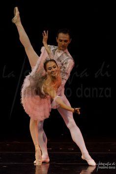 "Anastasia Stashkevich e Vyacheslav Lopatin  ""Lo Schiaccianoci"""