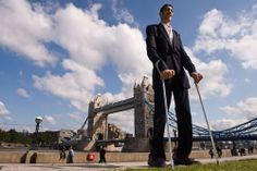 tallest people in the world | 10 Tallest People in History