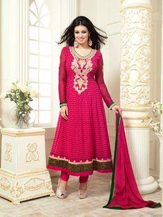 Buy Online Loveliness Ayesha Takia Anarkali Salwar Suit