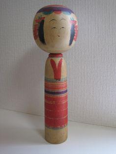 Sato Imasaburo 佐藤今三郎 (1889-1959), Master Sato Kota, 21.2 cm, 1941 | head spins freely