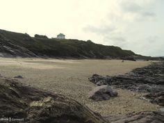 Greenaway Beach near Polzeath, Cornwall