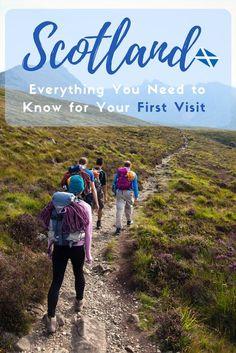 Scotland's XXL Travel Planning Handbook